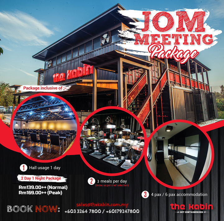 Jom Meeting Package